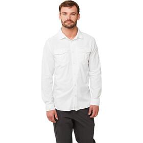 Craghoppers NosiLife Adventure II Longsleeved Shirt Men optic white